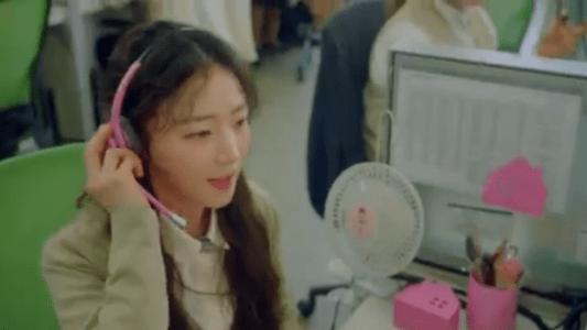 韓国ドラマ「サムマイウェイ」1話 電話相談員のペク・ソリ