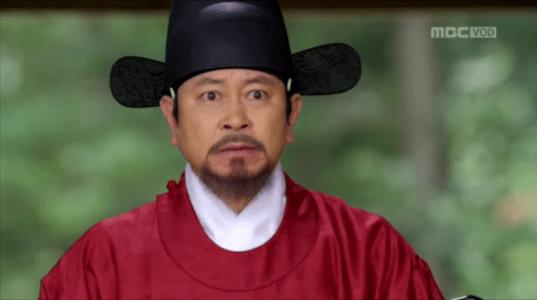 獄中花(オクチュンファ)第36話 問い詰める裁判官