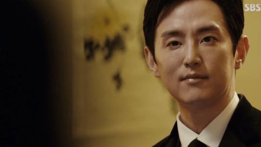 韓国ドラマ「耳打ち(ささやき)」第3話 現れたカン・ジョンイル