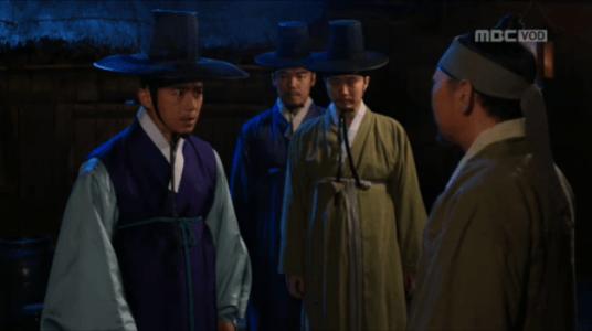 獄中花(オクチュンファ)第36話 尋ねるユン・テウォン