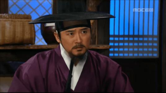 獄中花(オクチュンファ)第34話 尋ねるカン・ソノ