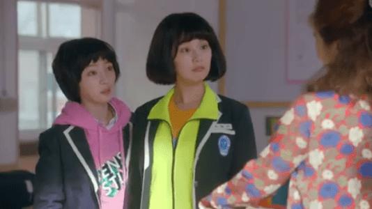 韓国ドラマ「サムマイウェイ」1話 怒られるチェ・エラ