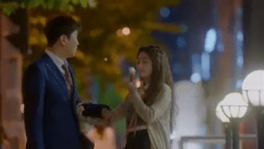 韓国ドラマ「サムマイウェイ」4話 待ち伏せするペク・ソリ