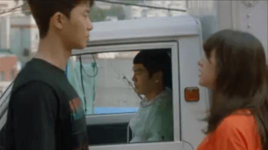 韓国ドラマ「サムマイウェイ」5話 尋ねるチェ・エラ