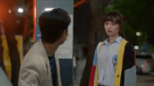 韓国ドラマ「サムマイウェイ」4話 呆れるチェ・エラ
