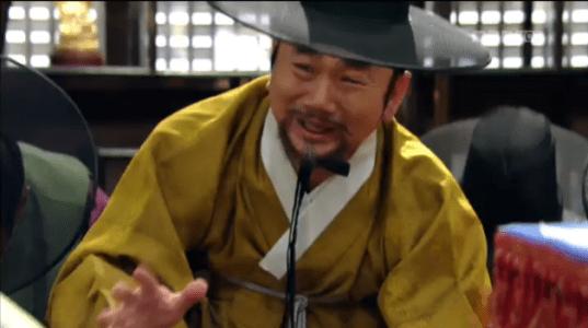 獄中花(オクチュンファ)第40話 頭を下げる大行首