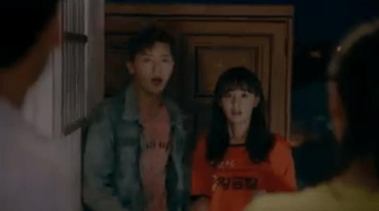 韓国ドラマ「サム、マイウェイ」12話 バッタリ会うコ・ドンマン