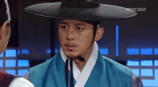 獄中花(オクチュンファ)第47話 尋ねるユン・テウォン