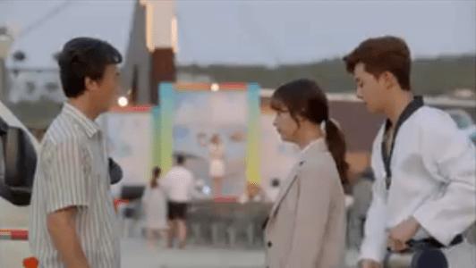 韓国ドラマ「サム、マイウェイ」10話 お弁当を渡すチェ・チョンガプ