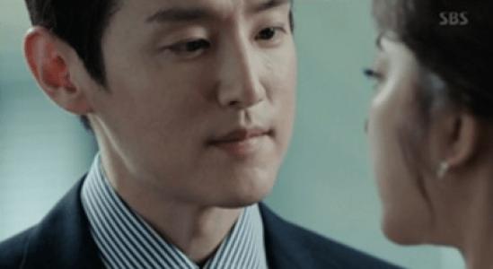韓国ドラマ「耳打ち(ささやき)」第14話 反論するカン・ジョンイル