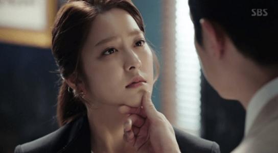 韓国ドラマ「耳打ち(ささやき)」第15話 結婚を強要するカン・ジョンイル