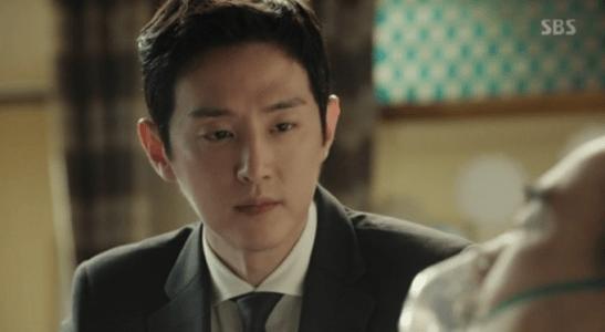 韓国ドラマ「耳打ち(ささやき)」第11話 シン・チャンホを訪ねる