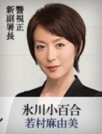 警視庁ゼロ係 キャスト 氷川小百合役 (若村麻由美)