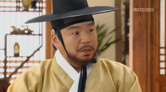 獄中花(オクチュンファ)第49話 驚くチョン・マッケ