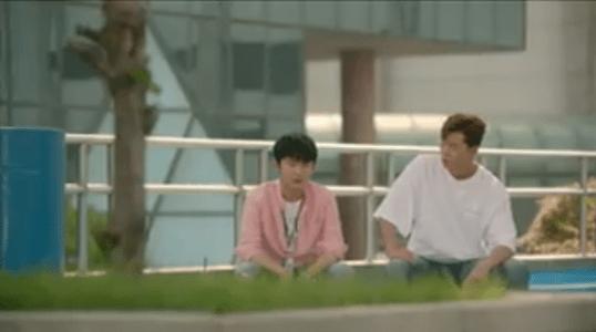 韓国ドラマ「サム、マイウェイ」15話 チャン・ギョングに会う