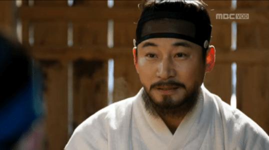 韓国ドラマ「君主(クンジュ)」3話 頼むハン・ギュホ