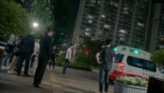 韓国ドラマ「サム、マイウェイ」14話 救急車で運ばれるキム・タクス
