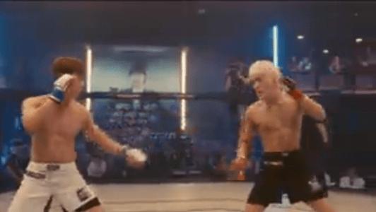 韓国ドラマ「サム、マイウェイ」16話 コ・ドンマンの試合