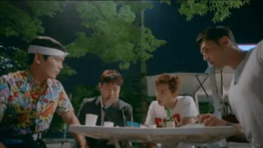 韓国ドラマ「サム、マイウェイ」13話 気を落とすキム・チュマン