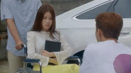韓国ドラマ「サム、マイウェイ」15話 妹がコ・ドンマンに会いに来る