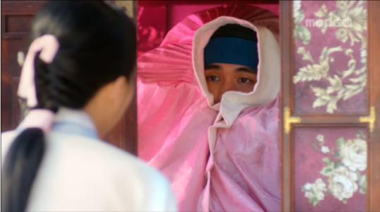 韓国ドラマ「君主(クンジュ)」2話 顔を出せない世子イ・ソン