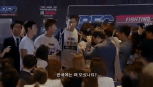 韓国ドラマ「サム、マイウェイ」14話 記者の注目を集めるコ・ドンマン