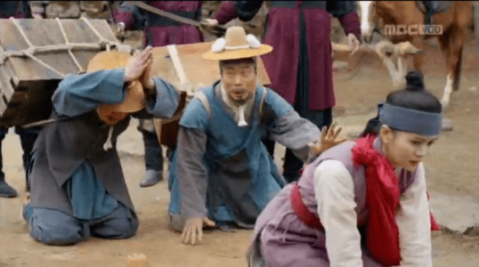 「君主(クンジュ)~仮面の主人~」第6話 捕まるハン・ガウン