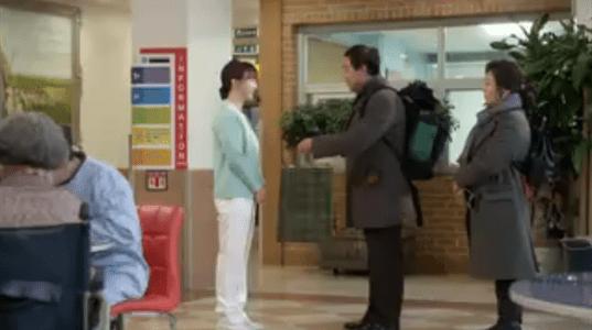 「お父さんが変」第3話 施設に行くハンス