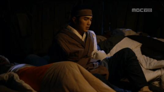 「君主(クンジュ)~仮面の主人~」第5話 寝付けないイ・ソン