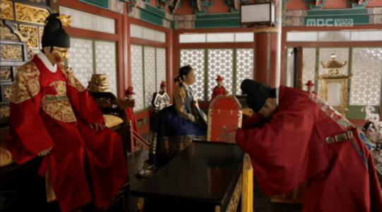 「君主(クンジュ)~仮面の主人~」第5話 国政を握るイソン