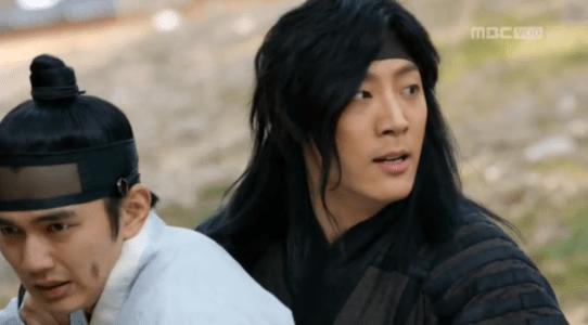 「君主(クンジュ)~仮面の主人~」第5話 復讐するというイ・ソン