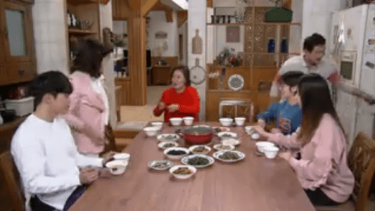 「お父さんが変」第2話 家族で夕食