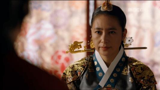 「君主(クンジュ)~仮面の主人~」第8話 尋ねる王后