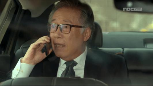 「吹けよ、ミプン」第48話 電話するドクチョン