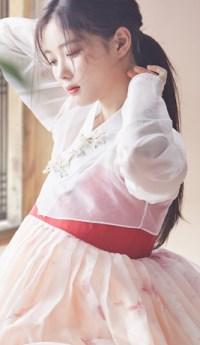 「雲が描いた月明かり」ホン・ラオン役 キム・ユジョン