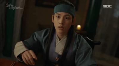 「王は愛する」第2話 驚くワン・ウォン