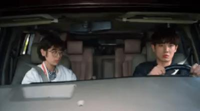 「適齢期惑々ロマンス~お父さんが変~」第21話 運転するジュンヒ