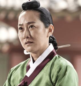 韓国ドラマ「秘密の扉」チェ尚宮