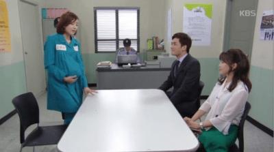 「名前のない女」第102話 ヘジュに面会するヨリ