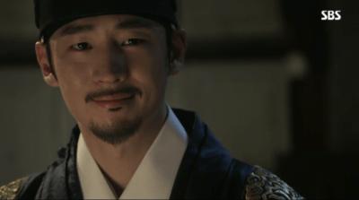 「秘密の扉」第15話 ジェゴンと話すイ・ソン