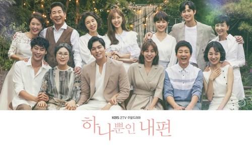 韓国ドラマ「たった一人の私の味方」ポスター