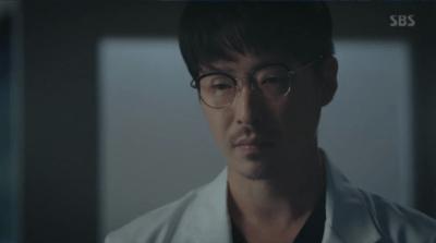 [胸部外科]~心臓を盗んだ医師たち~ 第15話,第16話 スヨンと話すソッカン