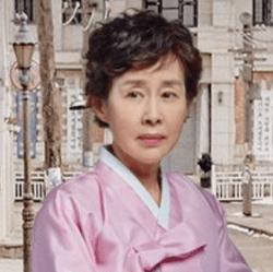 韓国ドラマ[波よ波よ]イ・オクプン