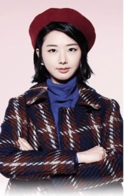 韓国ドラマ[私の心は花の雨]ミン・ヘジュ
