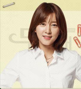 韓国ドラマ[2度目の二十歳]シン・サンイェ