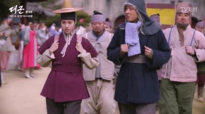 [不滅の恋人] 第6話 戦地へ行くジャヒョン