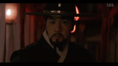 [ヘチ] ~王座への道~ 第9話 誤解するビョンジュ