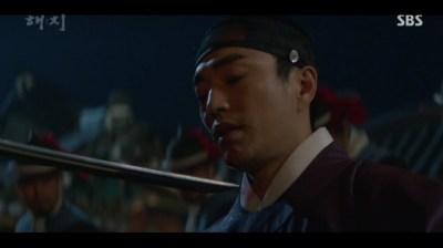 [ヘチ] ~王座への道~ 第16話 ミルプン君に剣を突き付ける