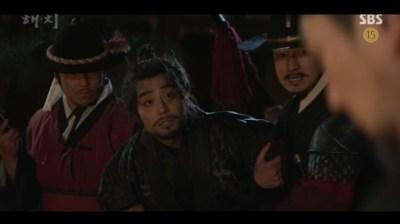 [ヘチ] ~王座への道~ 第16話 捕まるジグァン