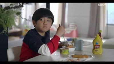 [椿の花咲く頃] 第36話 朝食をとるピルグ